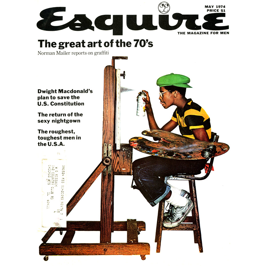 The great art of the 70's